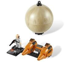 LEGO Star Wars 9678 Twin Pod Cloud Car & Bespin Lobot Minifigure Series 2
