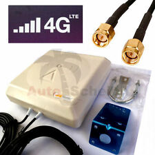 LTE aerial 3g Amplifier for Vodafone T-Mobile Fritzbox Huawei Lancom SMA Cable