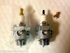 Beck 18mm Air-Cooled Spark Plugs #3 Harley Knucklehead Ul Flathead Wla Wlc