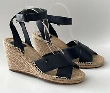 Tory Burch espadrilles size 39.5 us 9