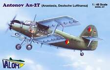 VALOM 1/48 KIT MODELLO 48007 ANTONOV An-2T COLT LUFTHANSA