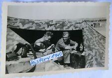 Soldaten auf Frontflugplatz bei der Legion Condor beim spanischen Bürgerkrieg.11