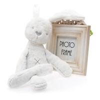 Cute Bunny Rabbit Stuffed Animal Baby Kids Gift Animals Doll Soft Plush Toys~NEW