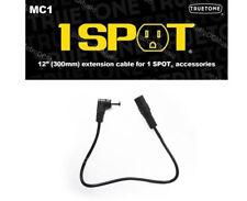 "1-SPOT 12"" Extension Cable Guitar Pedal Adapter MC1 Truetone Visual Sound NEW"