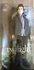 Twilight Edward Doll Barbie Pink Label NIP