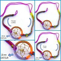 Dream catcher Bracelets Friendship, Lots wholesale, Gifts Men Women Best Friends