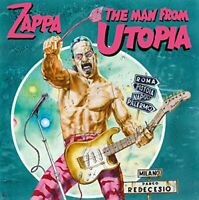 Frank Zappa - The Man From Utopia (NEW CD)