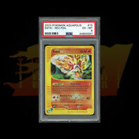 2003 POKEMON AQUAPOLIS #10 ENTEI - REV. FOIL EX MT 6 PSA