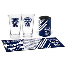 2018 Hawthorn Hawks AFL Bar Runner Mat Can Cooler Glasses Bar Essential Gift