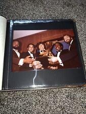 1980 Grey Cup CFL Photo Album. Autographed Letter (Jake Gaudaur) Super Rare