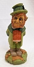 Tom Clark Mac Green Gnome New in Box Leprechaun St. Patricks Day