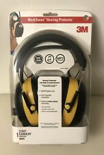 3M WorkTunes Hearing Protector with AM/FM Radio, Ipod & MP3 Compatible
