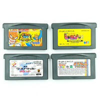 Lot 3 jeux GBA jap - Nintendo Game Boy Advance - NTSC-J