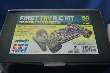 Tamiya 57986 1/10 RC Semi-Assembled Series On Road Car Type TT-02 First Try