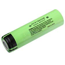 Panasonic NCR 18650B 3400mAh Flat Lithium Li-Ion Rechargeable battery flashlight