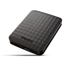 """NEW 1TB Maxtor M3 Portable 2.5"""" USB 3.0 External Hard Drive - Ref HX-M101TCB/GM"""