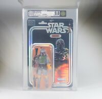 2019 AFA U9.0 Star Wars 40th Anniversary SDCC Boba Fett Black Series Mandalorian