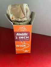 More details for vintage aladdin 2 inch wick for number 201 & 202 burner (part no. p.939907)