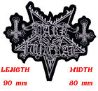 DARK FUNERAL Music Metal Rock Black Death Heavy Patch Sew Iron On Embroidered