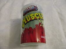 SUPER7 MOTU MUSCLE Trash Can SDCC 2016 Green Complete 12 Figure Set He-Man