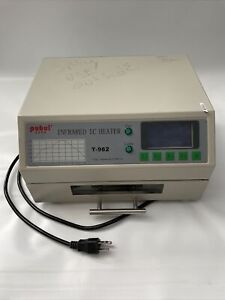 Puhui T-962 IC Heater Infrared Reflow Wave Oven 180m T962 800W