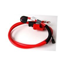 Battery Cable - Positive - Battery Terminal to Under-Floor Cable Fits: BMW E60
