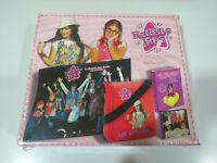 Patito Feo Pack Exclusivo CD + DVD + Bandolera + Cuaderno Canciones Nuevo