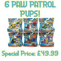 Paw Patrol Action Pack Pups - Special Set of 6!