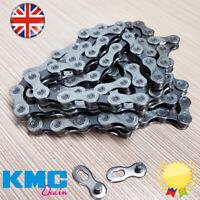 KMC 6/7/8/9/10/11 Speed Chains MTB Bike Cassette Sprocket X8-X11 Cycling Chain