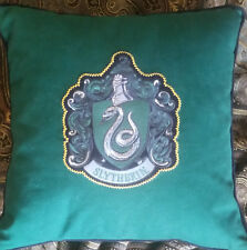 Pottery Barn Teen HARRY POTTER™ House Patch Slytherin™ Pillow Cover & Insert