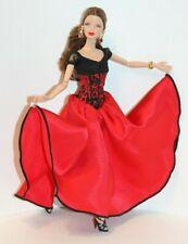 Barbie doll PASO DOBLE dancing stars