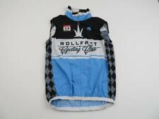 Champ Sys Womens RollFast Cycling Club Bike Jersey Vest Size Medium Windbreaker