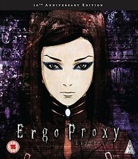 Ergo Proxy Complete Series Collection Blu-ray ANIME Region B MVM