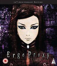 Ergo Proxy Complete Series Collection Blu-ray ANIME Region B MVM