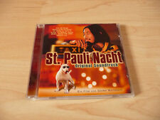 CD Soundtrack St. Pauli Nacht - Sönke Wortmann - 1999