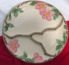 Franciscan Desert Rose Divided Plate