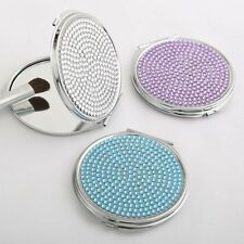 72 Bling Compact Mirrors Wedding Shower Party Gift Favors