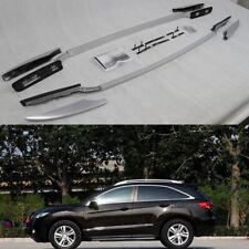 Fits for Acura RDX 2012-2018 aluminium baggage roof rail rack bar 2pcs