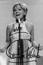 More details for petula clark signed 6x4 photo downtown music vocalist genuine autograph + coa