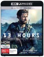 13 Hours - The Secret Soldiers Of Benghazi UHD : NEW 4K ULTRA HD Blu-Ray
