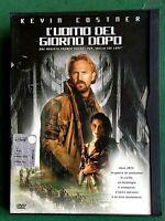 L'UOMO DEL GIORNO DOPO (1997) un film di Kevin Costner - CUSTODIA SNAPPER WARNER