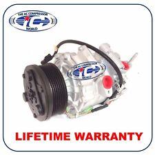 A/C Compressor Fits Honda Civic 2006 -2011 L4 1.8L OEM TRSE07 97555