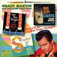 There'll Be A Hot Time Tonight - Grady & The Slew Foot Five Mart (2013, CD NEUF)