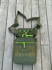 Fishing bag ( small size, chest pack)   and 3 free Dynabait packs