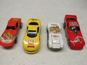 1970'S HOT WHEELS CEREAL CARS