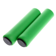 Fashion 1 Pair Silicone Anti-slip Handlebar Grips For Mountain Bicycle Cycling
