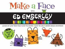 Make a Face with Ed Emberley (Paperback or Softback)