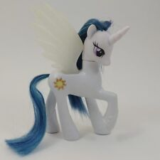 G4 My Little Pony prototype error variant white blue haired Princess Celestia 2