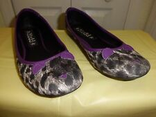 Women's Animal Print Ballerina Shoes Sz 8 Mudd Casual Shoes for women's
