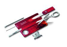 Victorinox Taschenmesser SwissCard Lite Swiss Card 0.7300.T rot neu